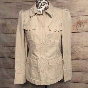 Marc Jacobs Size Large Cotton Short Jacket